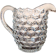 Large Fostoria American 39 Oz Pitcher