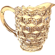 Fostoria American Pint Pitcher