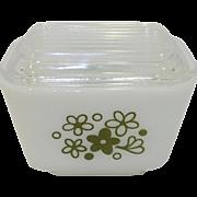 Pyrex Crazy Daisy Small Refrigerator Dish