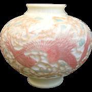 Phoenix Consolidated Cockatoo Vase