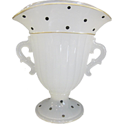 Beaumont Ferlux Art Deco Polka Dot Vase