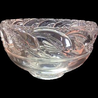 Large Tiffany & Co Dolphin Bowl