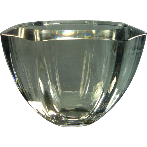 gl vase with silver base with Mid Century Thick Walled Scandinavian Smoky on Pair Antique French Empire Baccarat Crystal moreover Outstanding Antique French Rose Glass Vase additionally Outstanding Victorian Rubina Verde Vaseline Opalescent further Fenton Black Rose Hand Vase further Mid Century Viking Epic Bluenique 3.