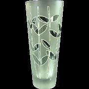 Rosenthal Egizia Art Glass Vase
