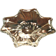 Baccarat Crystal Cadix Ashtray