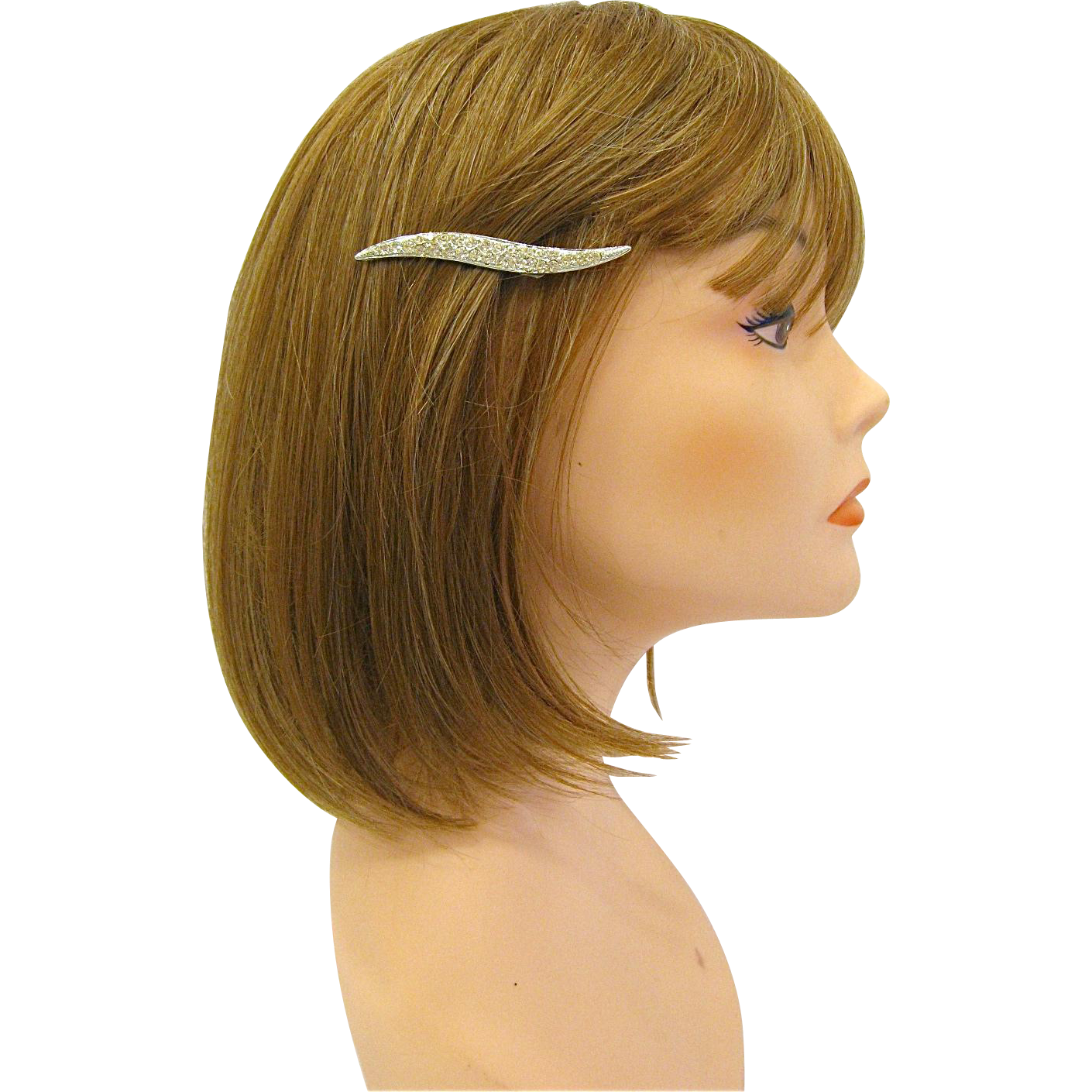 Vintage Rhinestone Hair 67