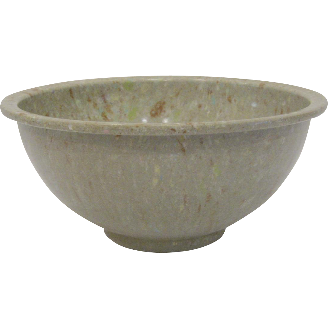 "Texas Ware 10"" Confetti Mixing Bowl"