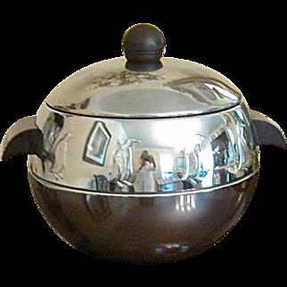1950s West Bend Penguin Ice Bucket or Warmer