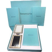 Tiffany & Co Bridge Set with Playing Cards