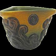 Early 20th Century Ipsen Denmark Art Pottery Vase