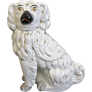 Early 19th Century Staffordshire Dog