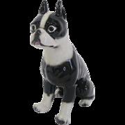 Vintage Boston Terrier Figurine