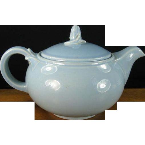 TST LuRay Pastels Blue Teapot