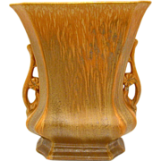 1920s Pfaltzgraff Spanish Moss Vase