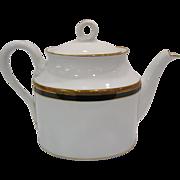 Richard Ginori Palermo Teapot