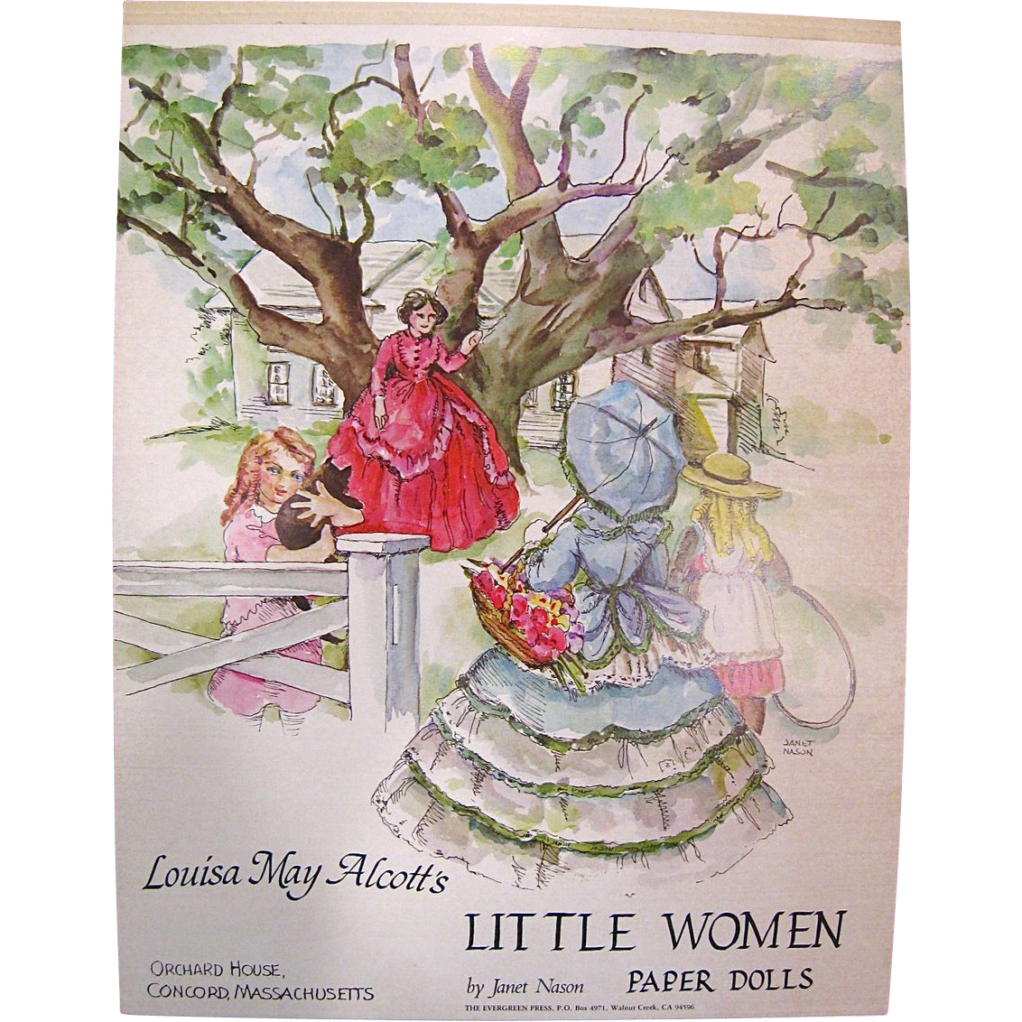 Little women essays