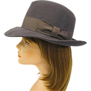 Vintage USA Men's or Women's Fedora