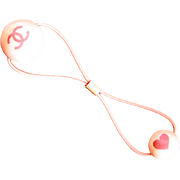 Chanel Double Ponytail Holder