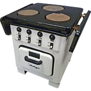 German Toy Electric Stove