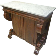 Mahogany Empire Mint Julep, Mixing Table