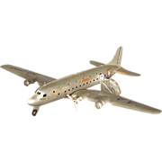 American Airlines Flagship Toy Airplane by Marx