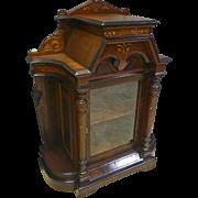 Victorian Display Parlor Cabinet