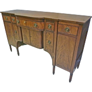 Custom Sheraton Sideboard, Buffet