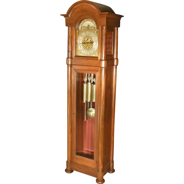 Grandfather Clock by Bawo & Dotter