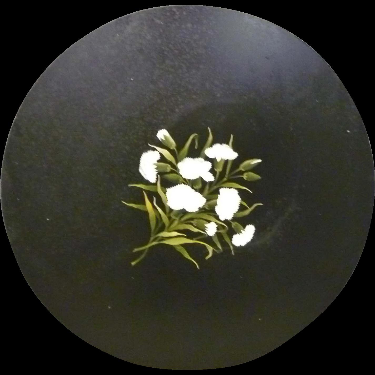 Floral Pietra Dura Marble