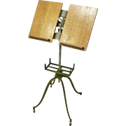 Iron & Oak Dictionary, Bible Stand