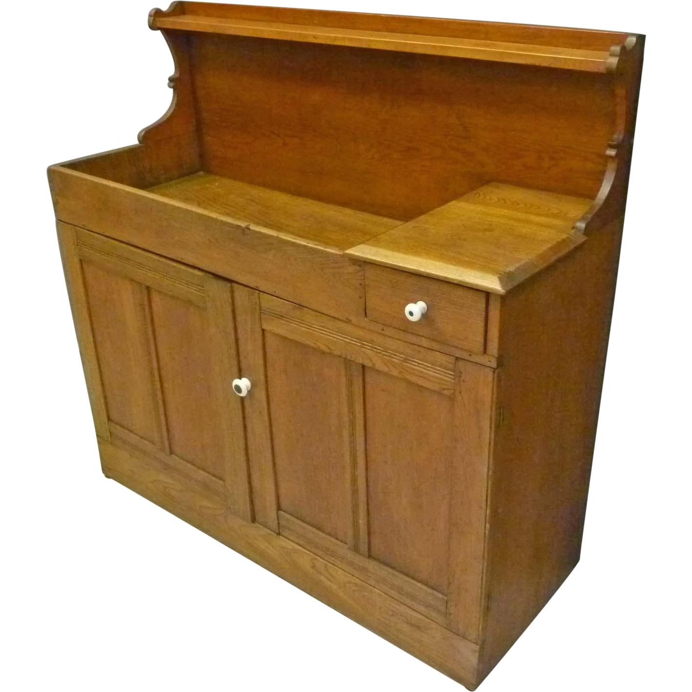 Dry Sink from antiquesonhanover on Ruby Lane