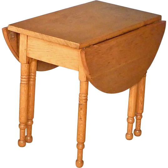 Child's Oak Table