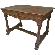 Mahogany Desk, Library Table