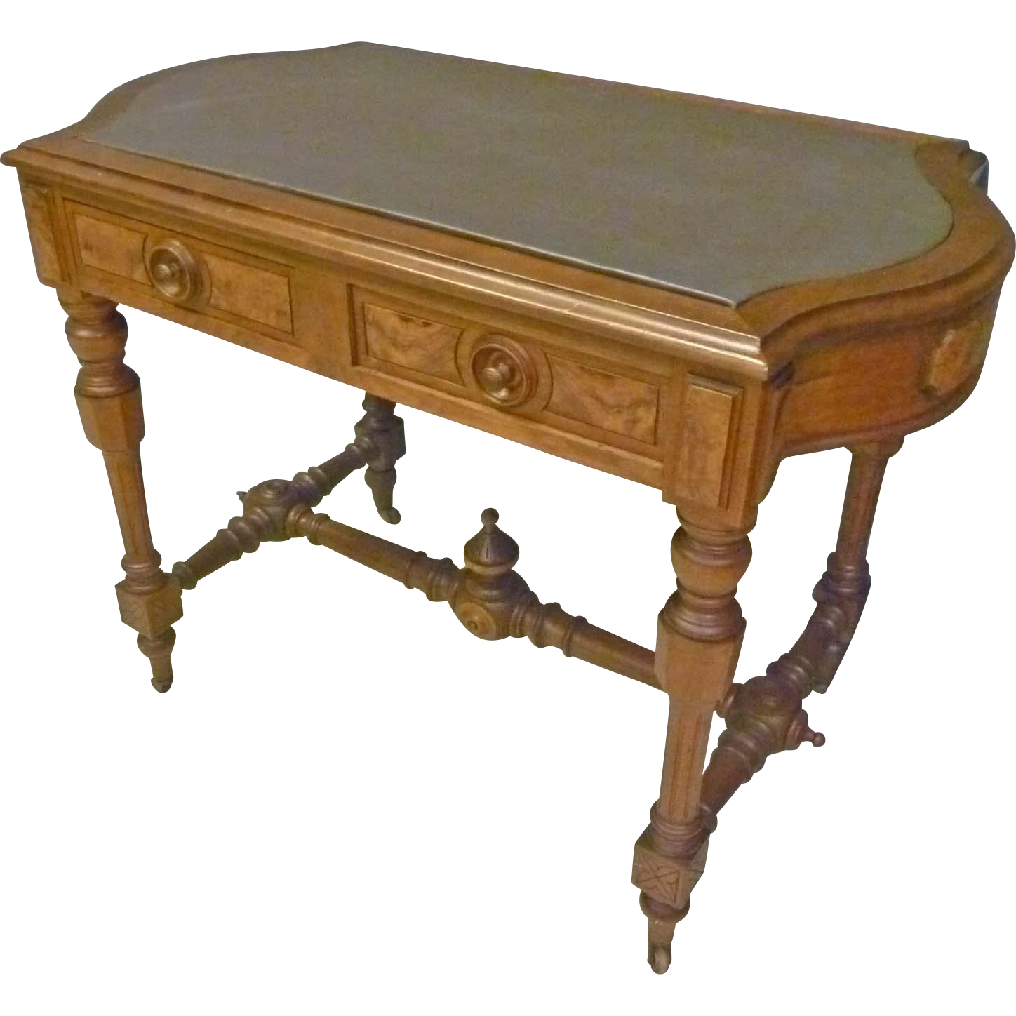 Victorian Library Table, Writing Desk