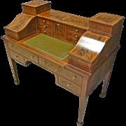 Hepplewhite Carlton Style Desk