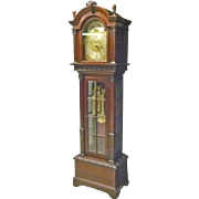 Mahogany Grandfather Clock by Seth Thomas