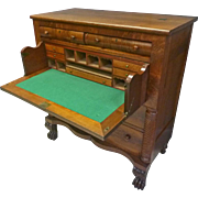 Empire Butler's Desk, Chest of Drawers