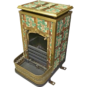 Ship's Parlor, Cabin Stove by Murdock
