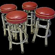 4 Bar Stools