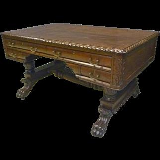 Walnut Empire Partners' Desk