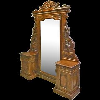 Dressing Mirror or Vanity or Cheval