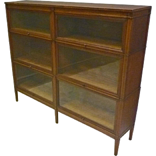 Double Wide Stacking Bookcase by Macey