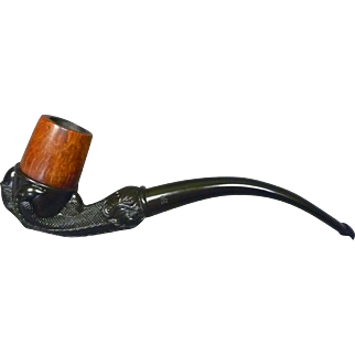 Eagle Claw Smoking Pipe