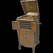 Victrola Floor Model Record Player