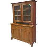 Pennsylvania Cherry Dutch Cupboard, Cabinet