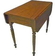 Federal Drop Leaf, Pembroke Table