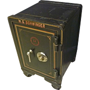 Small Cast Iron Safe