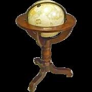 Floor Globe, Norman Rockwell