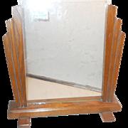 Art Deco Large Wood Photo Frame
