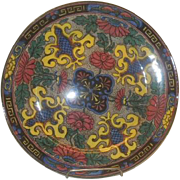 Royal Doulton Plate Persian